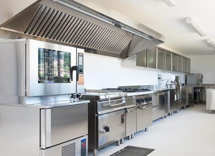 - Commercial kitchen lighting design ...