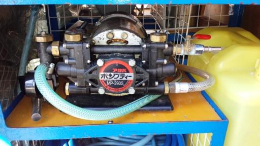 エアコン洗浄機材1