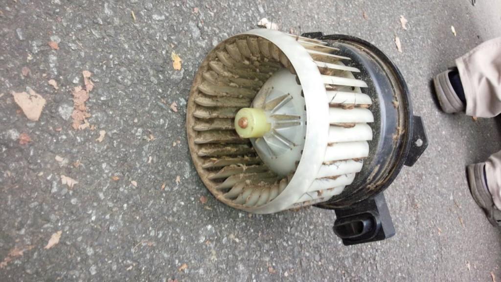 車エアコン 1